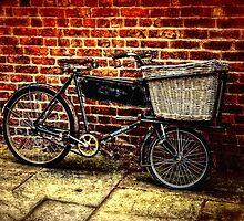 Vintage Bike by Simon Duckworth
