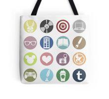 Tumblr Life Tote Bag