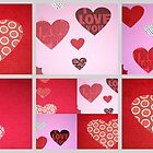 Valentine Sampler by debbiedoda