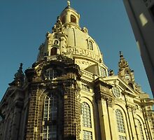 Proud Church Made of Stone by karina5