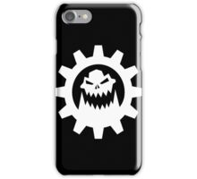 Gears of Orc iPhone Case/Skin