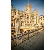 Roman Bathhouse Photographic Print