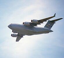 McDonnell Douglas C-17 by Steve Walter