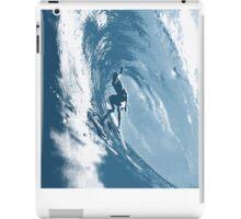 surf warrior iPad Case/Skin