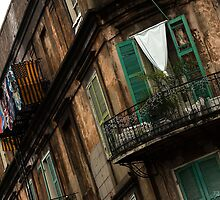 French Quarter Balconies by Doug Graybeal