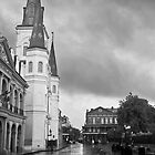 Jackson Square, NOLA by Doug Graybeal