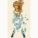 Victorian pin-up, 2010 by Thelma Van Rensburg