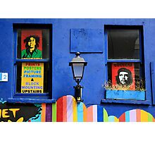 Che and Marley Photographic Print