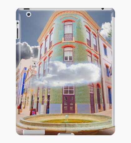 gaveto. surreal urban ps installation iPad Case/Skin
