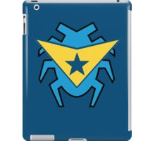 Blue Beetle and Booster Gold iPad Case/Skin