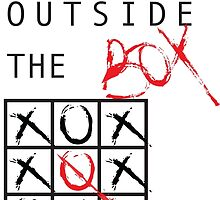 THINK OUTSIDE THE BOX by Esteuan