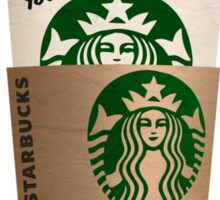 Inigo's Coffee Sticker