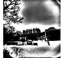 Portage Playground Photographic Print