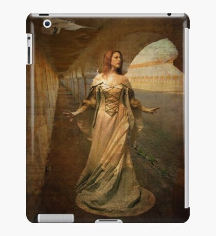 """Looking for her Knight"" iPad Case/Skin"