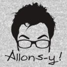 Allons-y! by thegadzooks