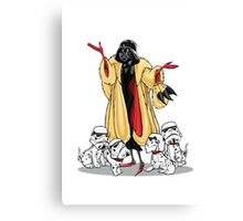 Disney Star Wars 'Cruella De Vader' Canvas Print