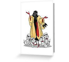 Disney Star Wars 'Cruella De Vader' Greeting Card