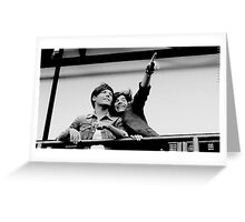 Larry Stylinson Greeting Card