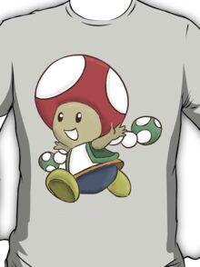 Toad - Mario Bros T-Shirt