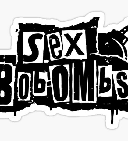 Sex Bobombs Sticker