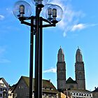 Grossmuenster, Zurich by mamba