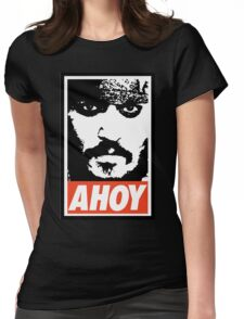 AHOY Womens Fitted T-Shirt