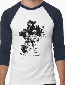 Dragonzord Men's Baseball ¾ T-Shirt
