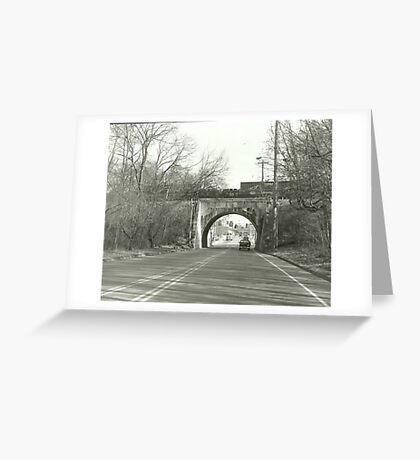 Cars, Trucks and Trains Greeting Card