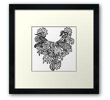 wingz Framed Print