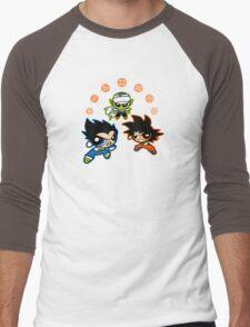 DragonPuff Z Men's Baseball ¾ T-Shirt