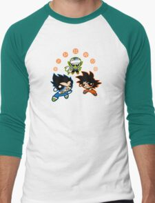 DragonPuff Z Men's Baseball ¾ T-Shirt