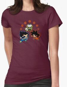 DragonPuff Z Womens Fitted T-Shirt