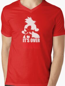 Over 9000 Mens V-Neck T-Shirt