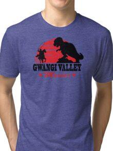 Gwangi Valley Tri-blend T-Shirt