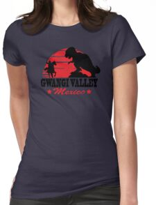 Gwangi Valley Womens Fitted T-Shirt