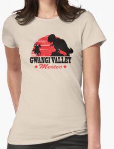 Gwangi Valley Womens Fitted T-Shirt