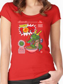 Dragon Pops Women's Fitted Scoop T-Shirt