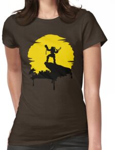 Apex Predator Womens Fitted T-Shirt