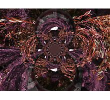 Sprial Out Of Control Photographic Print