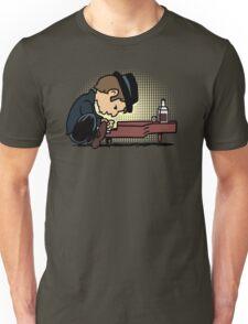 Drunk Piano Unisex T-Shirt