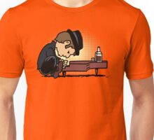 Drunk Piano Unisex T-Shirt