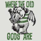 Old Gods by Baznet