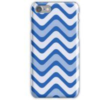 Wavy pattern iPhone Case/Skin