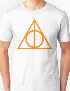 Deathly Hallows orange T-Shirt