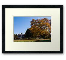 Chippokes Plantation Framed Print