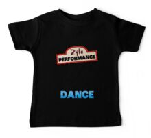 Zylo Performance Dance Blue Baby Tee