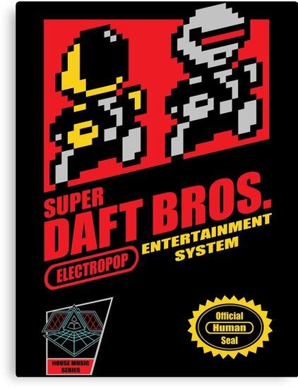 Super Daft Bros. by Baznet