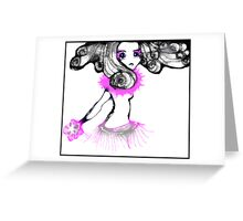 Claudette  Greeting Card