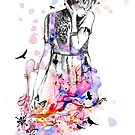 IMOK Girl Series by Imok