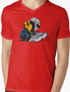Daft Nuts Mens V-Neck T-Shirt